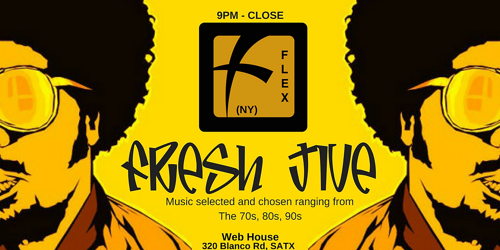 Fresh Jive Dos | DJ Flex