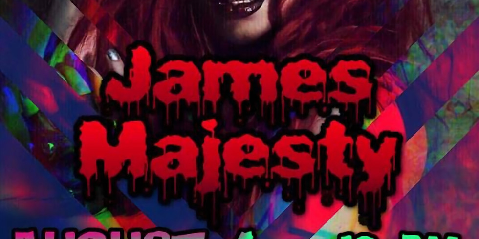Shawn Benet's MadHouse Presents: Retro Bloodbath Featuring James Majecty