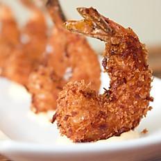 Coconut Shrimp (1/2 dozen)