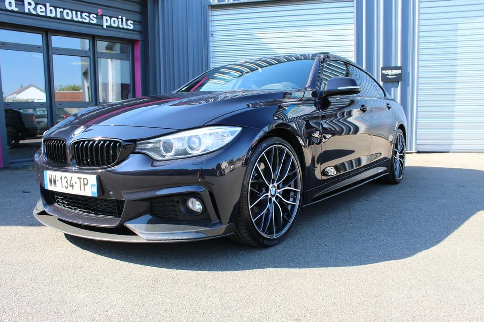 BMW 420D GRANCOUPÉ