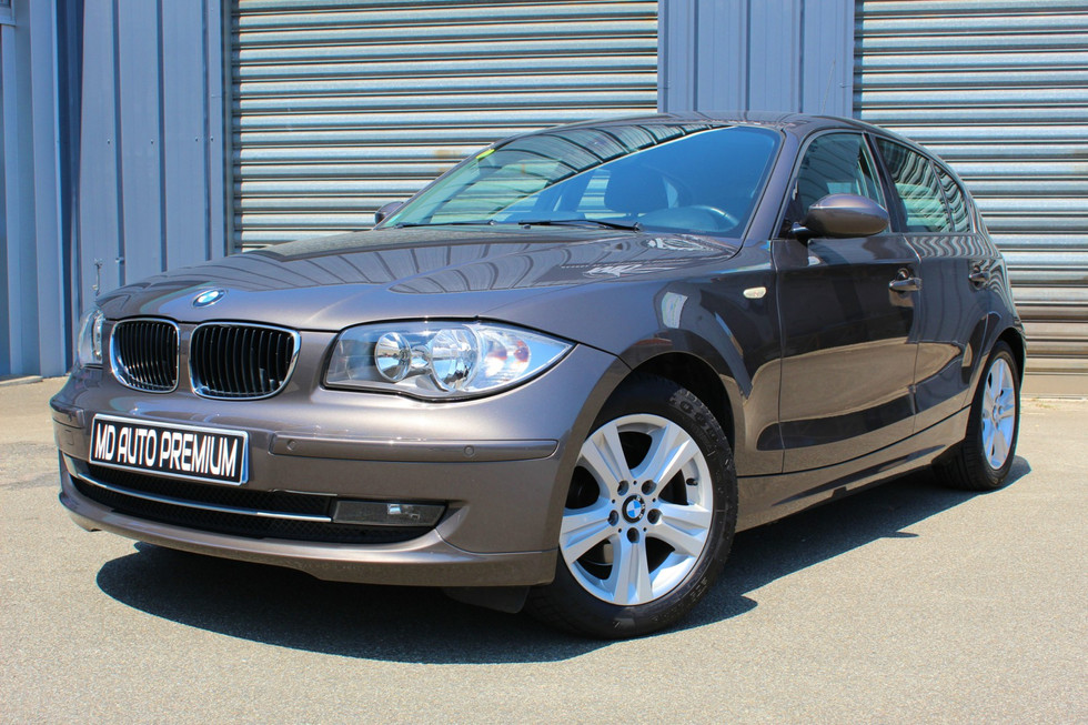 BMW 118D Luxe