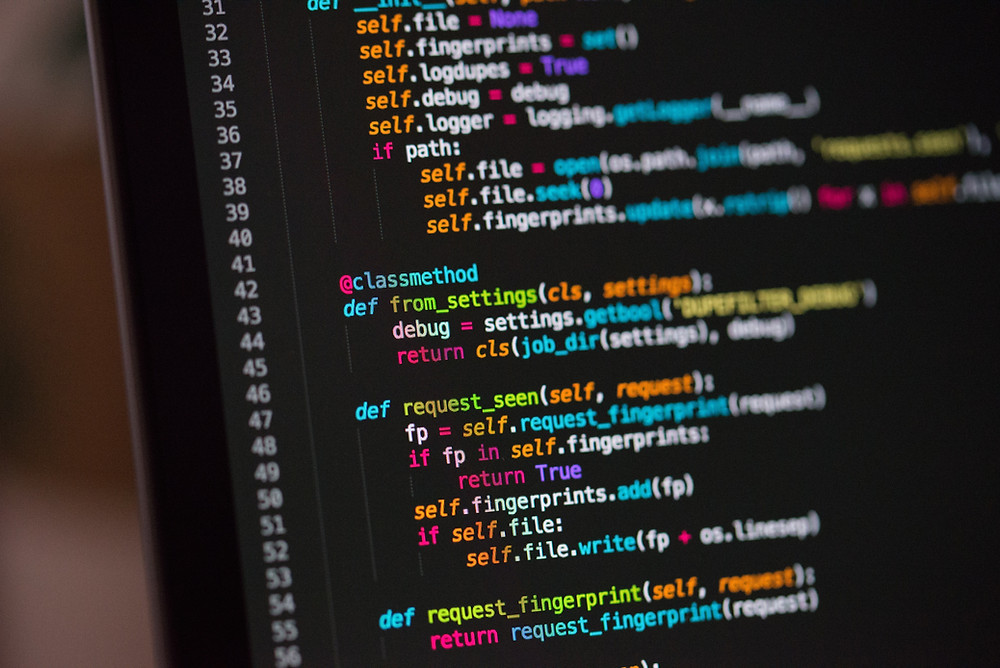 Coding - Photo by Chris Ried, on Unsplash