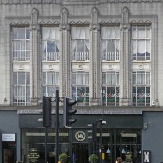 Leamington Spa, Burton Buildings