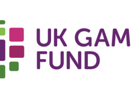 We're UK Games Fund (Round 3) Winners!