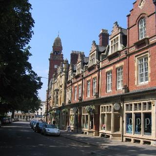 Denby Buildings, Royal Leamington Spa