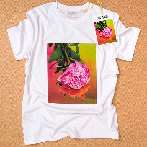 Camiseta Peonía
