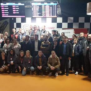 Rencontres ATB AUTO: Retour sur la soirée Karting