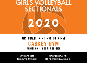 State Tournament Sectionals - Volleyball