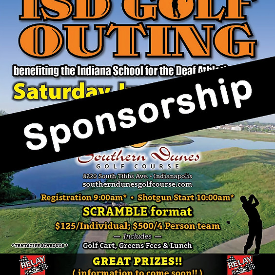 2021 Oriole Scramble Golf Outing Sponsorship