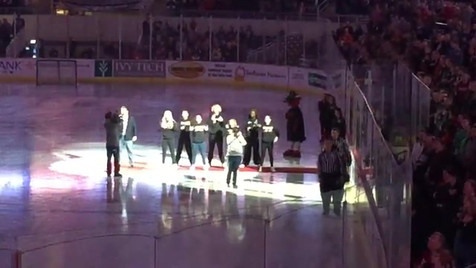 Indy Hockey Deaf Awareness Night.mp4