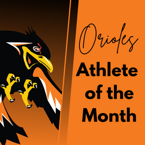 Athlete of the Month - January 2021
