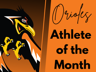 Athlete of the Month - February 2021