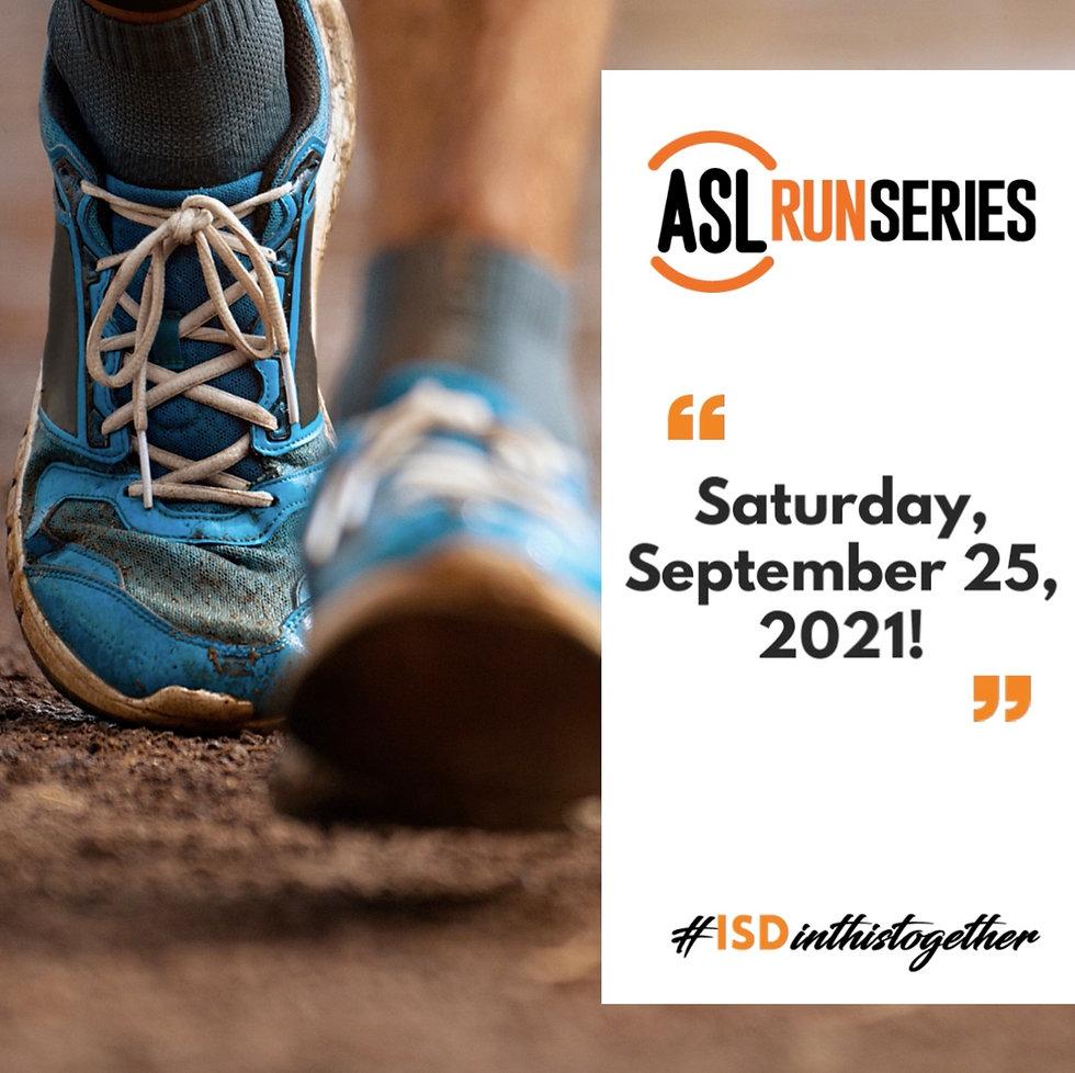 ASL Run Series: 5K Thrive Update