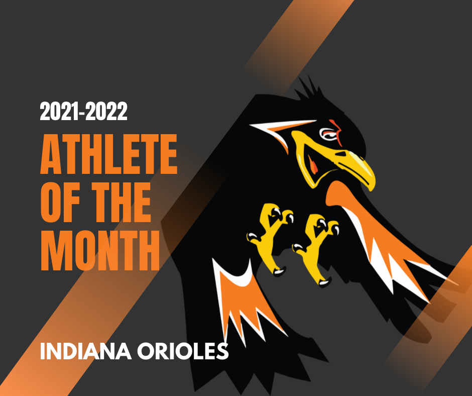 August - Athlete of the Month