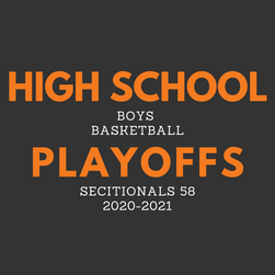 Livestreaming - Sectional 58 Playoffs - Varsity Boys Basketball