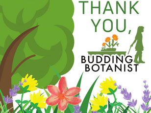 2021 Budding Botanist Grant Winner