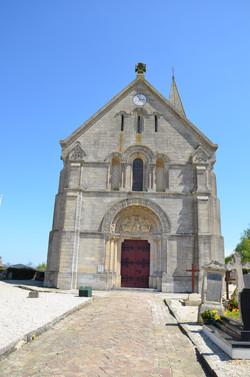 Une église du Bessin