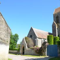 chapelle du château de Brécy