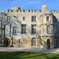 château médiévald e Creully