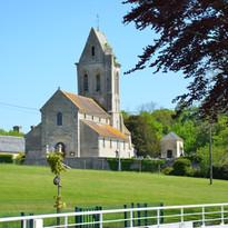l'église de Villiers