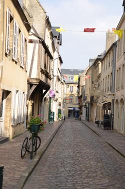 Bayeux et son centre historique