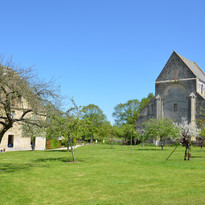 chapelle du prieuré de Saint-Gabriel-Brécy