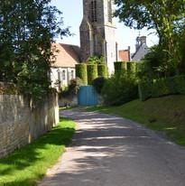chapelle de Brécy