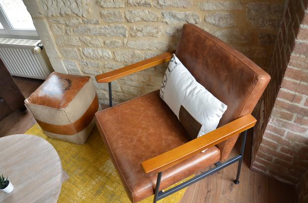 fauteuil pour la détente