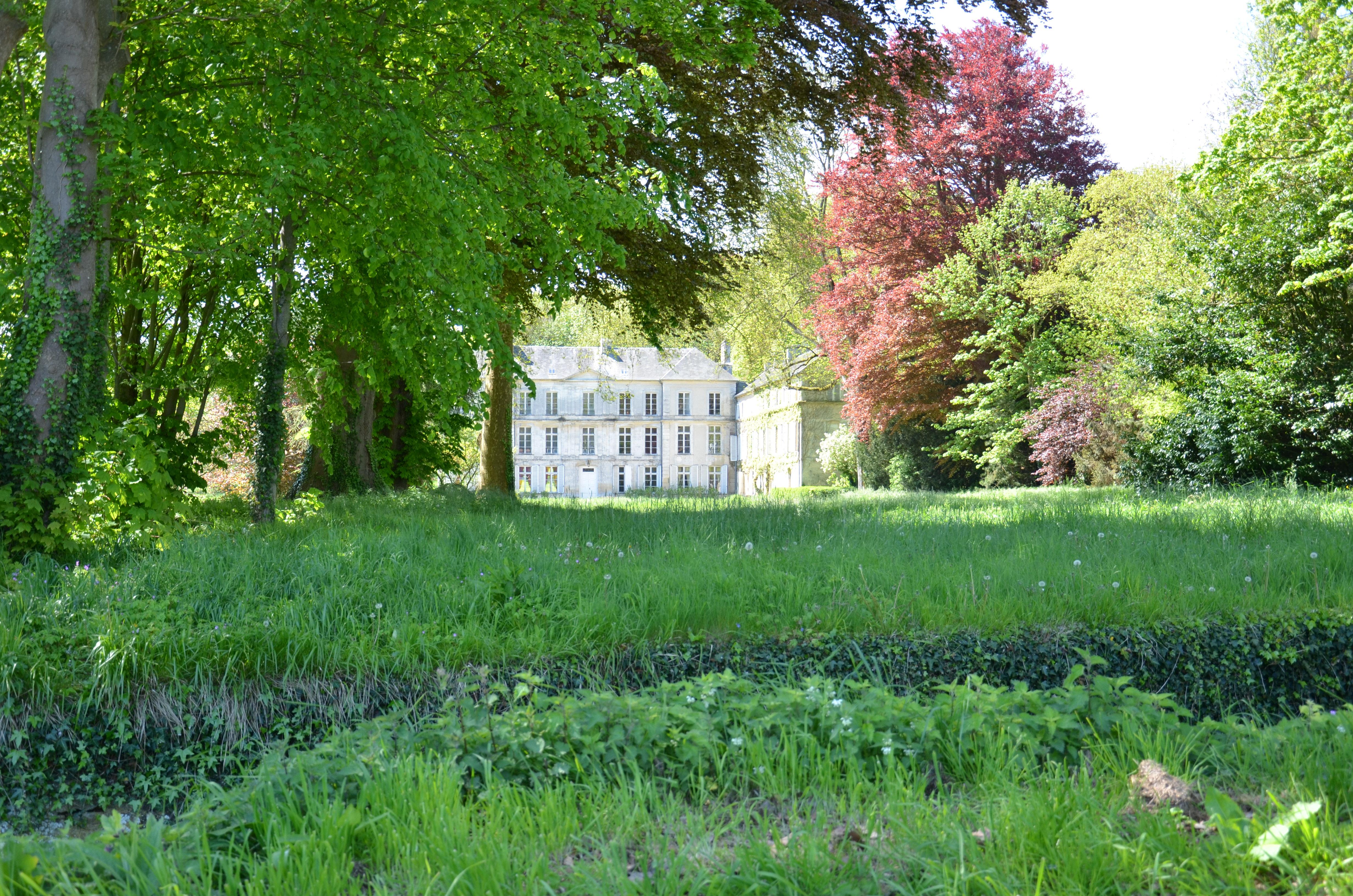 Un château dans le Bessin