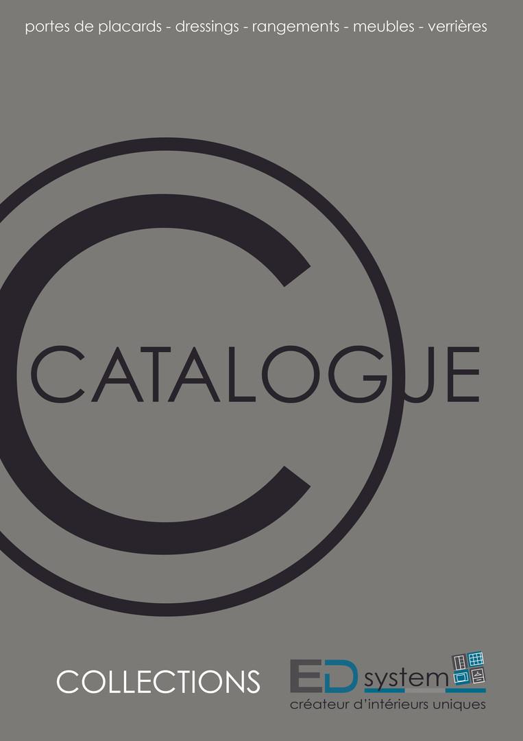 couverture catalogue général ED System