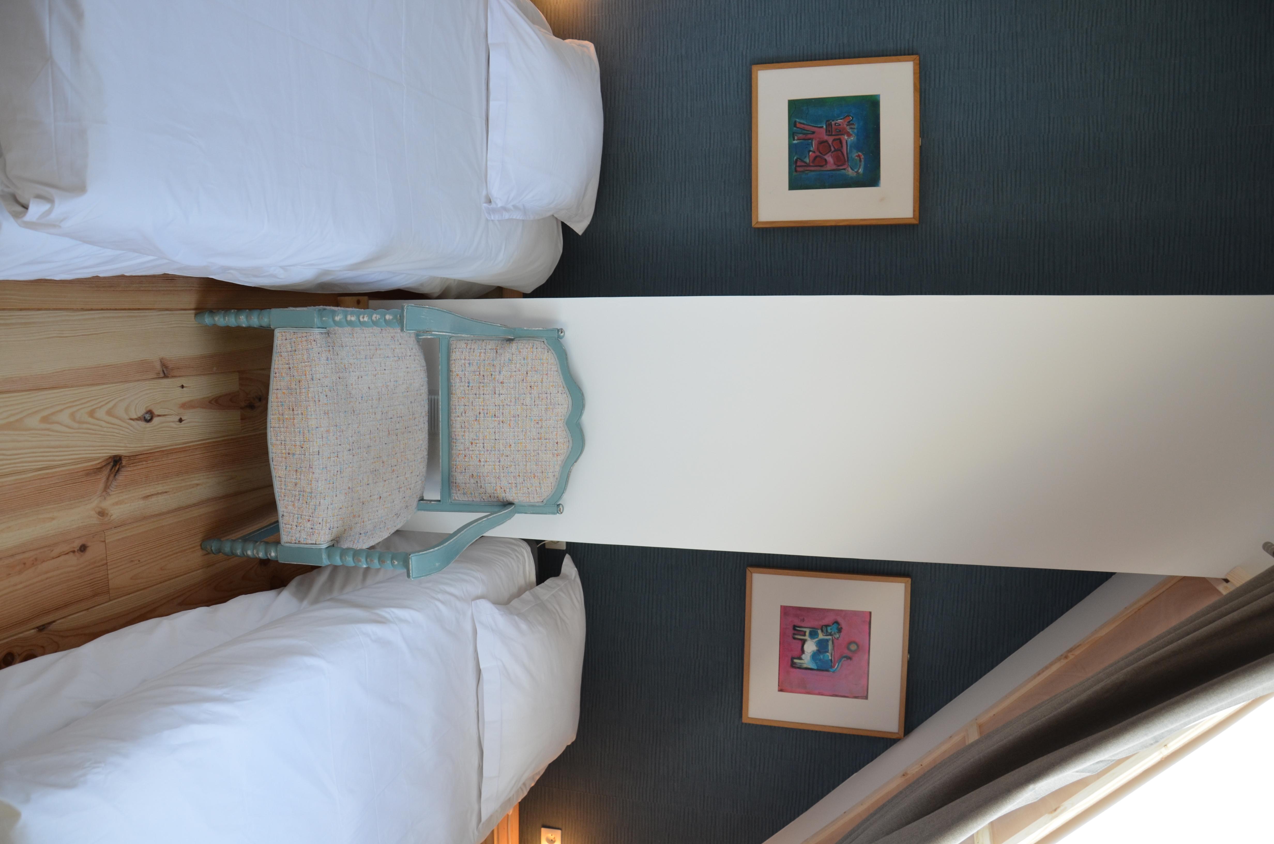 une chambre 2 x 2 ou double ?