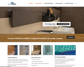 site Dumaine carrelages