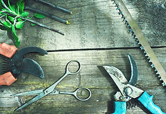 TGHS Garden Tools