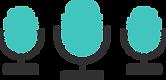 Microphones icon