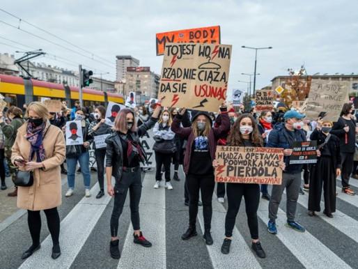 Liberté, égalité, mais anti-IVG