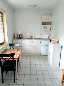 Unit Dinning Area