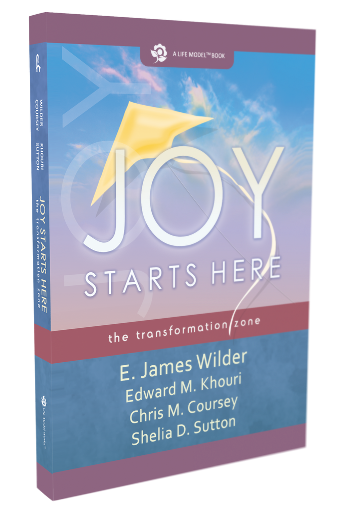 Joy Starts Here: Book or Training?
