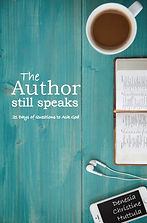 The Author Still Speaks cover image