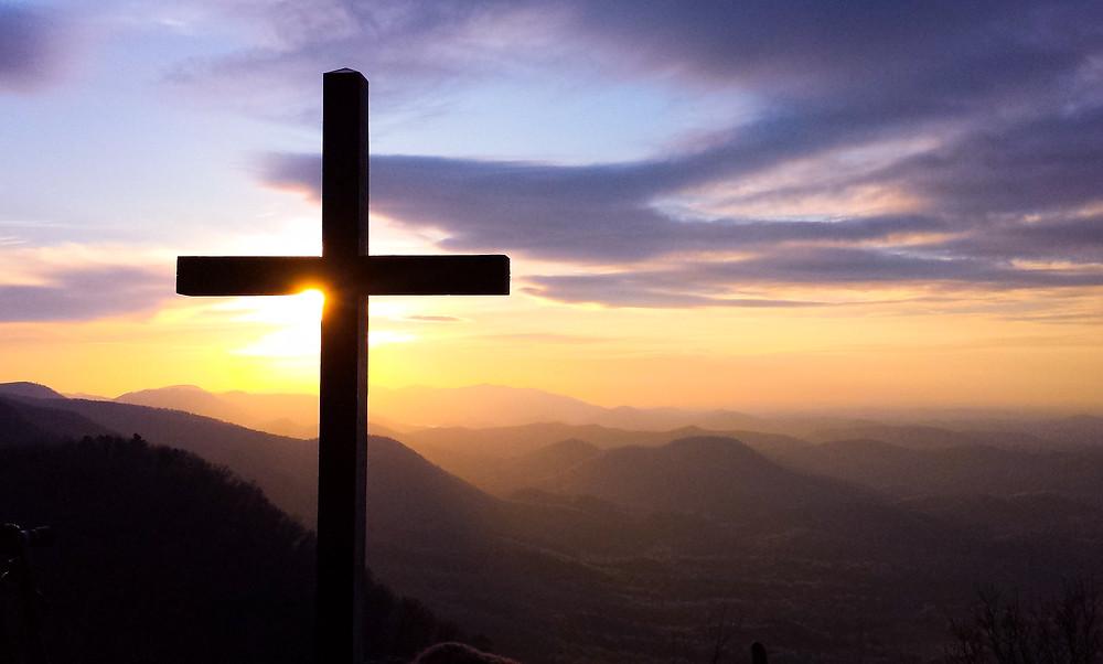Easter, Cross, Jesus