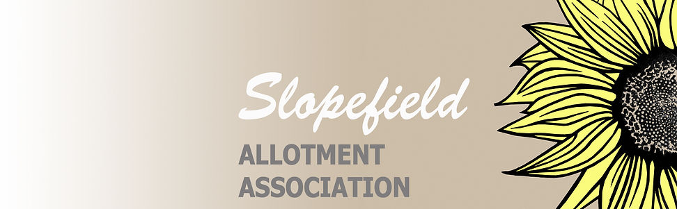 Slopefield allotments logo