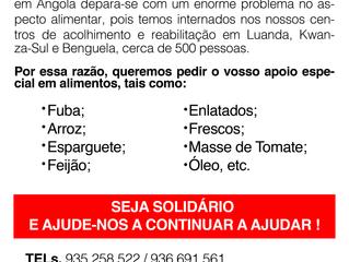 PEDIDO DE AJUDA URGENTE