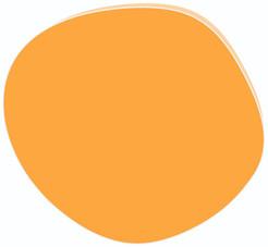bulle de couleur jaune