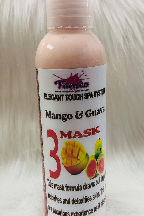 Mango & Guava Mask