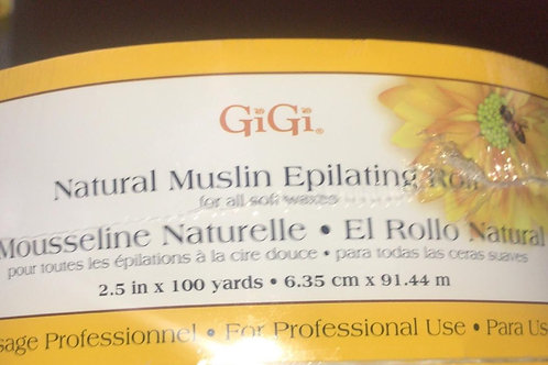 Natural Muslin (2.25 x 100)