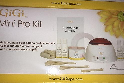 GiGi Mini Pro Wax Kit