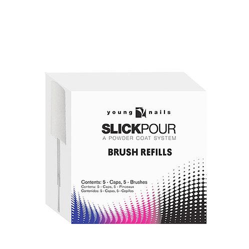 SlickPour Brush Refills (5pk)
