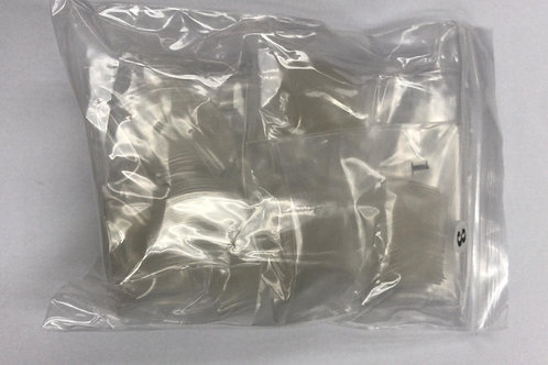 500ct Clear Nail Tips in Bag