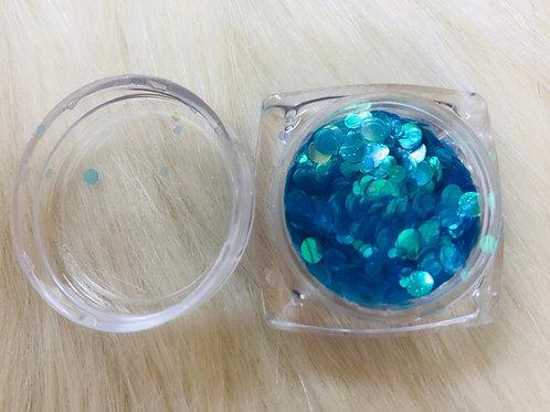 Glitter (mixed circles)