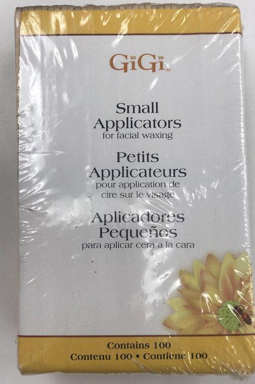Small Applicators For Facial Waxing ( 100ct )