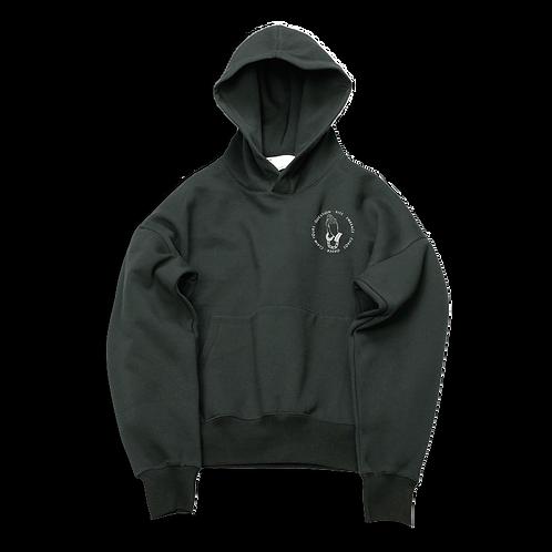 [ hooded sweatshirt ]